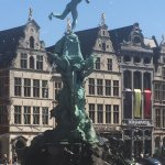 Photo de Hilton Antwerp Old Town