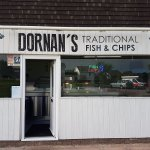 Dornan's fish & chip shop, Brixham