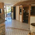Saunabereich mit 3 Saunen & Dampfbad