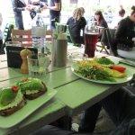 Enkele gerechten bij Ulrich