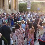 A wedding in Noto