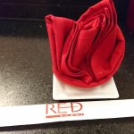 Red Sushi Photo