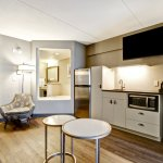 Spa King Suite Living Room