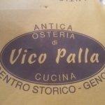 Antica Osteria di Vico Palla Photo