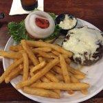 Smothered Burger