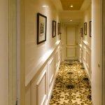 Коридоры на этажах