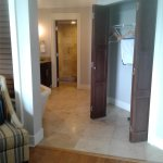 Entrance to Master Bed Bath