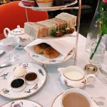 Perfect afternoon tea!