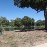 water park using nature