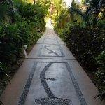 Walkway to Heaven!