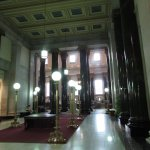 Inside the Montreal Bank