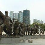 Foto de Monumento de Guerra de Corea