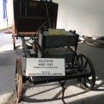 Primer automóvil artesanal argentino