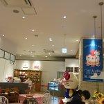 Photo of Cafe de Miki with Hello Kitty