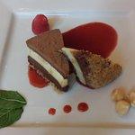 Triple Chocolate cake Dessert