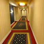 6th floor hallway.