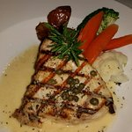 Fish of the Day special - Swordfish - PERFECTION!!
