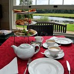 Afternoon Tea in The Orangery.
