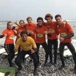 Surfing school pukana contactos 997654166  The best school in Lima