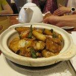 Interesting ' Sizzling Clay-Pot Cheung Fun '