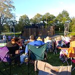 Shakespeare in Delaware Park - crowd