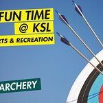 Archery Is Now Available at Level 7 - Sports & Recreation Center