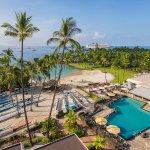 Photo of Courtyard by Marriott King Kamehameha's Kona Beach Hotel