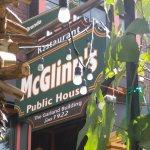Photo de McGlinn's Public House