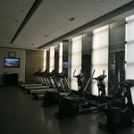 Clean and well equipped gym