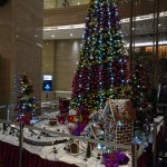 Lobby decor December 2016