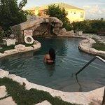 Deep pool! 6 ft.