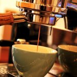 Good coffee brewing