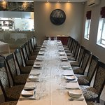 Long table available for up to 20 guests