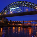 One of the Tyne's 7 bridges