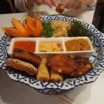 Set Meal D Vegetarian Starter for 2