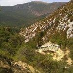 Sentier de randonnée qui touche le camping : les Siréniens