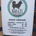 Zdjęcie Kofi&Ti Kawiarnia i Herbaciarnia Artystyczna