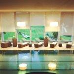 25m de piscine, jacuzzi, hammam, saunas, fontaine de glace, douche massage ...