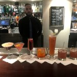 Great round of cocktails
