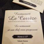 Photo of Restaurant Le Correze