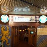 Bavarian restaurant in Europa Centre