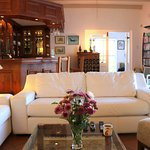 TV Lounge and Honesty Bar