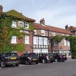 The vine hotel, Skegness