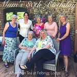 Mum's 80th Birthday