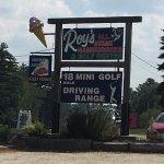 Roy's Allsteak Hamburger and Golf center