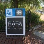 Photo de Bota Bota, spa-sur-l'eau
