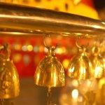 Wat Saket (Tempel des Goldenen Berges) Foto