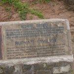 inscription on Roopmati Pavilion
