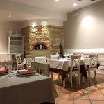 Lo stupendo ristorante Veronique a Trani.