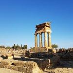 Photo de Tempio dei Dioscuri